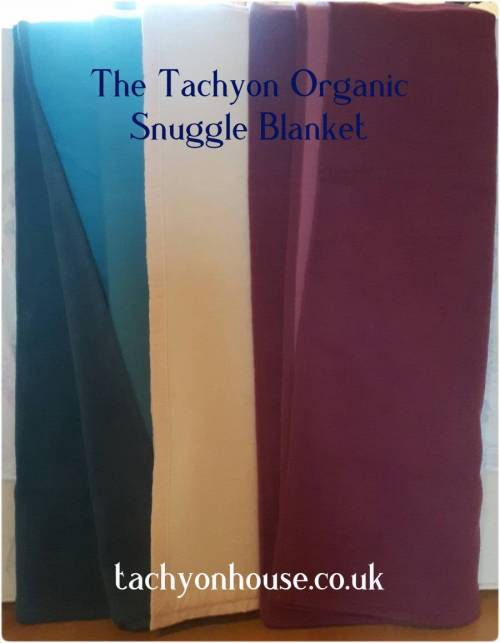 Tachyon cotton snuggle blanket - Bild vergrößern