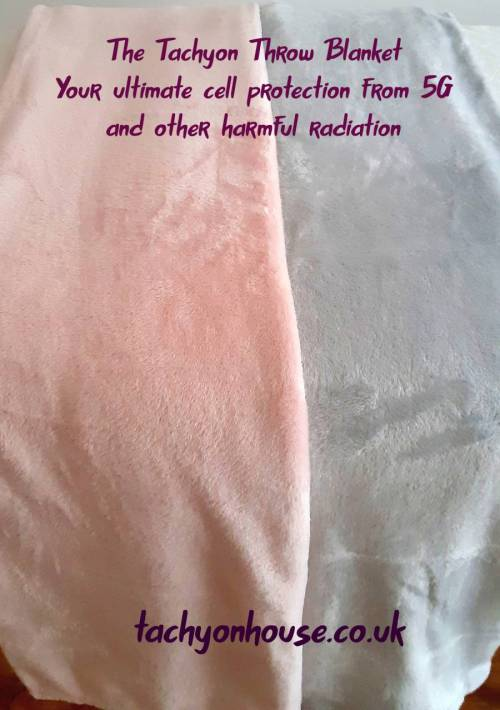 Tachyon Throw Blanket, pure softness - Bild vergrößern