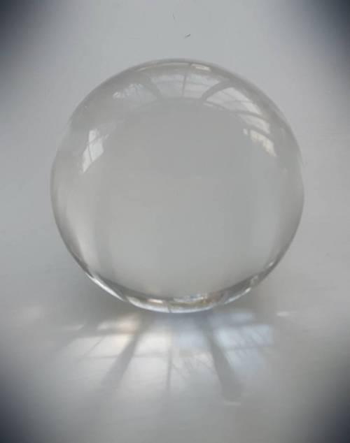 Tachyon Energy Sphere Clear 10 cm - Bild vergrößern