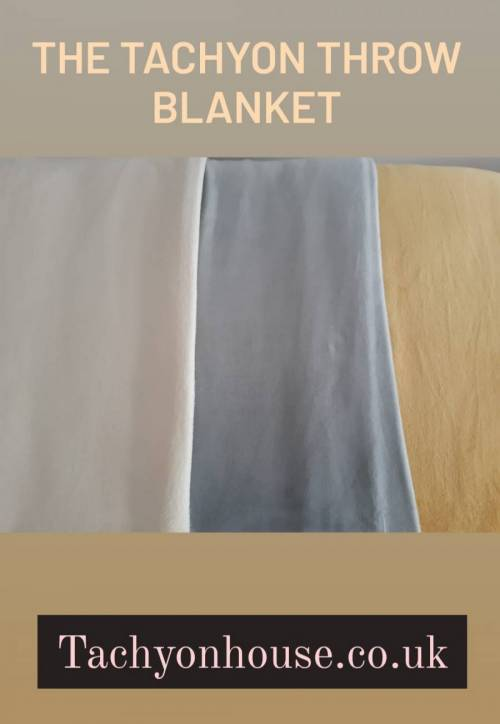Tachyon Throw Blanket, heavenly magical softness - Bild vergrößern