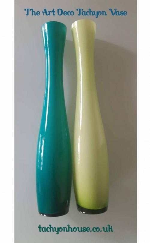 Tachyon Art Deco Vase - Bild vergrößern