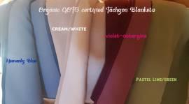 Tachyon cotton snuggle blanket